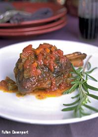 braised lamb entree recipe