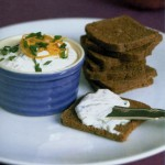 smoked trout mousse appetizer recipe