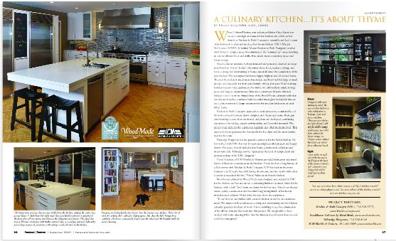 culinary thymes kitchen renovation